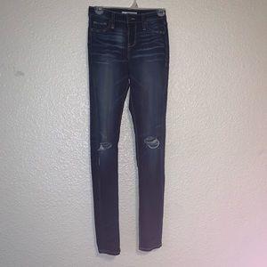 3/$20 Day trip Lynx High Rise Skinny Denim Jeans